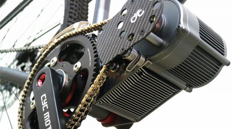 CYC-X1-Pro : un turbo sur votre vélo