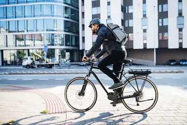 Se déplacer en vélo électrique